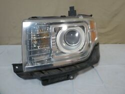 ✅ 09 10 11 12 Ford Flex Limited Xenon Hid Complete Headlight Left Driver Oem