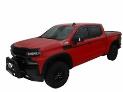 Front And Rear Fender Flare Bushwacker 2ngz59 For Chevy Silverado 1500 2019 2020