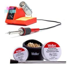 Weller Corded Soldering Iron Station And Accessory Kit Set Combo Power Tool New