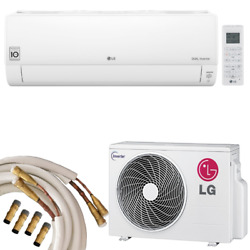 Lg Air Conditioning Deluxe Dc09rq With 25kw Quick-connect