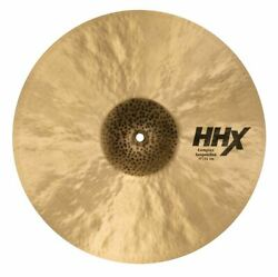 Sabian 17 Hhx Complex Suspended Cymbal 11723xcn