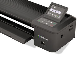 New Colortrac Smartlf Scan 36 Wide / Large Format Big Color Scanner And Roll Case