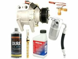 Front And Rear A/c Compressor Kit 4ktt12 For Trailblazer Ext 2003 2004 2005 2006