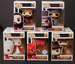 Funko Pop Set/lot - Movies Bram Stoker's Dracula - Complete Collection W/...
