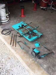 Pennsylvania Panzer T70 Tractor Mower Deck And Pto Drive Everything Needed