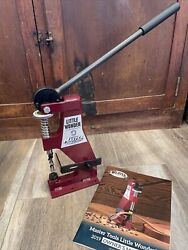 Weaver Leather Little Wonder Hand-operated Leather Riveter Work Master Tools