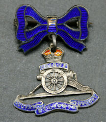 Ww1 - Royal Regiment Of Canadian Artillery Pin Sweetheart Home Front J2f