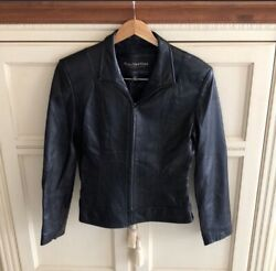 Marc New York Andrew Marc Leather Jacket $130.00