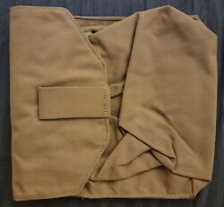 New Coyote Brown Eagle Gas Mask Hydration Gp Sere Utility Molle Pouch Devgru