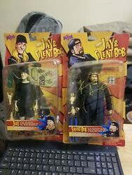 Signed Jay And Silent Bob Talking Action Figures Pics Of Proof Graphitti Designs