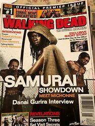 The Walking Dead Official Magazine 1-12 +15