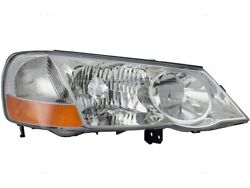Right Headlight Assembly Brock 8gpw46 For Acura Tl 2002 2003