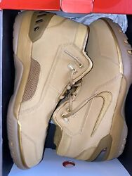 Nike Air Zoom Generation Wheat Lebron James All Star Game Qs Mens Size 11.5