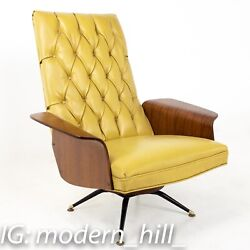 George Mulhauser For Plycraft Mister Chair Style Mid Century Lounge Chair - Mcm