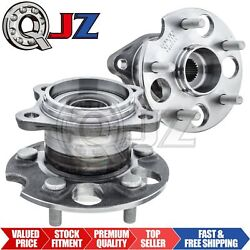 [rearqty.2] New Wheel Hub Replacement For 2006-2008 Lexus Rx400h Suv Awd-model