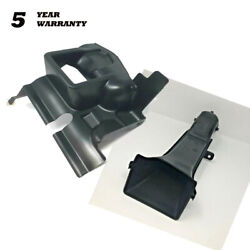 For 19-20 Dodge Charger Hellcat Driver Side Air Intake Tube Inlet To Hellcat Box