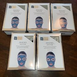 Dead Sea Wash-off Face Mask Lot Of 5 X 5oz Global Beauty Care Mud Treatment New