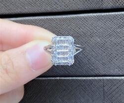 40 Off Clearancenwt 2959 Rare 18kt Gold Rare Fancy Lrg Gorgeous Diamond Ring