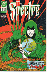 The Spectre 1 Through 6 1987 2nd Series Dc Comics Gene Colan And Doug Moench