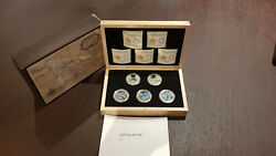 2014 Royal Canadian Mint All 5 Great Lakes Coin - Mintage 10000