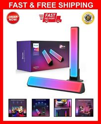 Flow Light Bars Rgbic Smart Led Light Bars With 12 Scene Modes And Music Modes