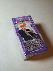 Damaged Bleach Bounts Trading Card Game Ccg Tcg Collectible Booster Box Sealed