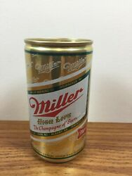 Coin Bank Collectible Vintage Miller High Life Beer Can Milwaukee, Wi. Usa