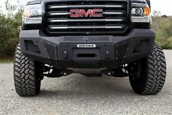 24260t Go Rhino 24260t Br10.5 Winch Ready Hd Front Bumper Replacement