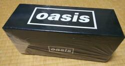 Oasis Complete Singles Collection Box 94-05 Limited Rare Japan Unused