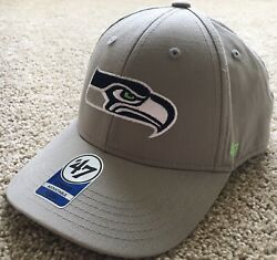 Seattle Seahawks 47 Brand Youth Adjustable Cap Hat