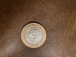 Collectable Rare Two Pound Coin William Shakespeare 2016