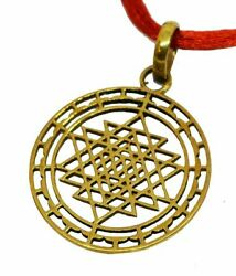 Tantra Orgone Vortex Pendant Luck Fortune Stress Free Protection Supreme Powers