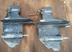 2-mercruiser Trs Outdriveand039s For Parts.     One-right/one-left