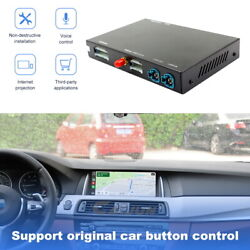 Wireless Adapter Dongle Carplay Fit For Apple Iphone Android For Bmw Nbt System