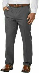 New Greg Norman Menandrsquos Ultimate Classic Travel Pant Grey 34x34