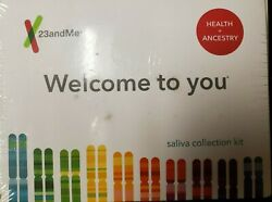 23andme Health + Ancestry Service Personal Genetic Dna Test Exp2020