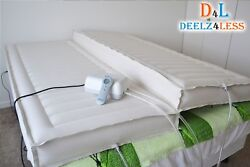Used Select Comfort Sleep Number 2 Queen Size Air Chamber + Bed Pump And Remote