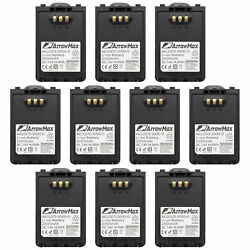 10 Units Shopping Mall Public Safety Replace Battery For Icom Id-31a Ic-31a