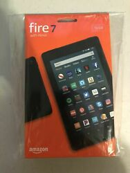 50pcs Of New 7 Fire 7 16gb Tablet With Alexa Wi-fi Black Latest Ver.