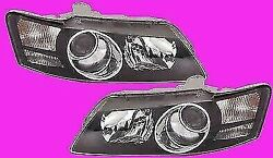 Holden Commodore/hsv Vy Left + Right Projector Head Light Set