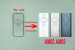 Remote Control For Dyson Am02 Am03 Tower Fan Tower Air Multiplier Fans