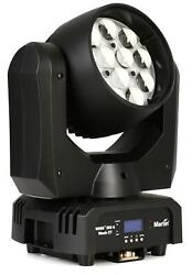 Martin Lighting Rush Mh 6 Wash Ct Led Ww/cw Moving-head Wash With Zoom