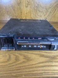 Ranger 8 Track Tape Player Rr 93mpx Vintage Rare Antique Radio Parts Only