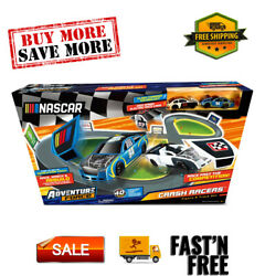 Crash Racers Figure 8 Circuit Multicolor Unisex For Kids From 5 To 7 Years