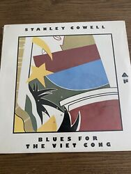 Stanley Cowell - Blues For The Viet Cong Sealed New Old Stock Vinyl Lp 1977
