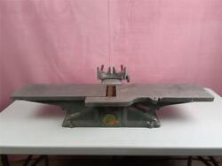 Antique Vintage Shopmaster Tools Minneapolis 6 6 In X 34 Joiner Planer Bench