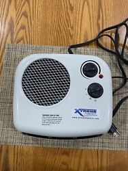 Xtreme Heaters Rv And Boat Marine Cabin Heater 750/1500 Watts Model Xtrcab