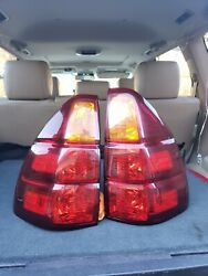 Taillights For Lexus Gx470 Oem Right And Left Great Condition