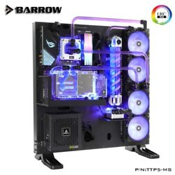 Barrow Water Cooling Kit For Tt P5 Case, For Computer Cpu/gpu Liquid Cooling,