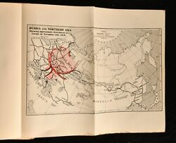 1923-1929 5vol The World Crisis First Edition Early Impression Winston Churchill